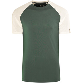 Maloja ForunM. Bike Jersey Shortsleeve Men green/white